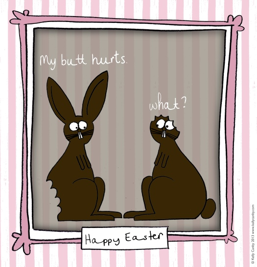 Easter Bunnies - Kelly Canby