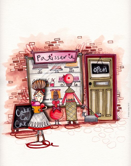 Patisserie - Kelly Canby